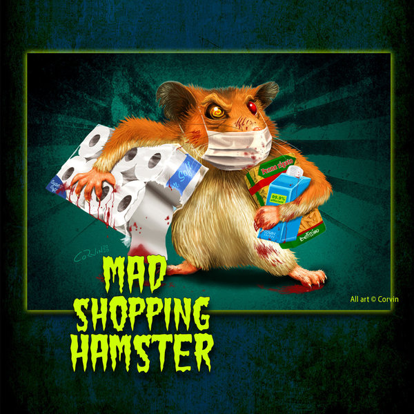 Mad Shopping Hamster